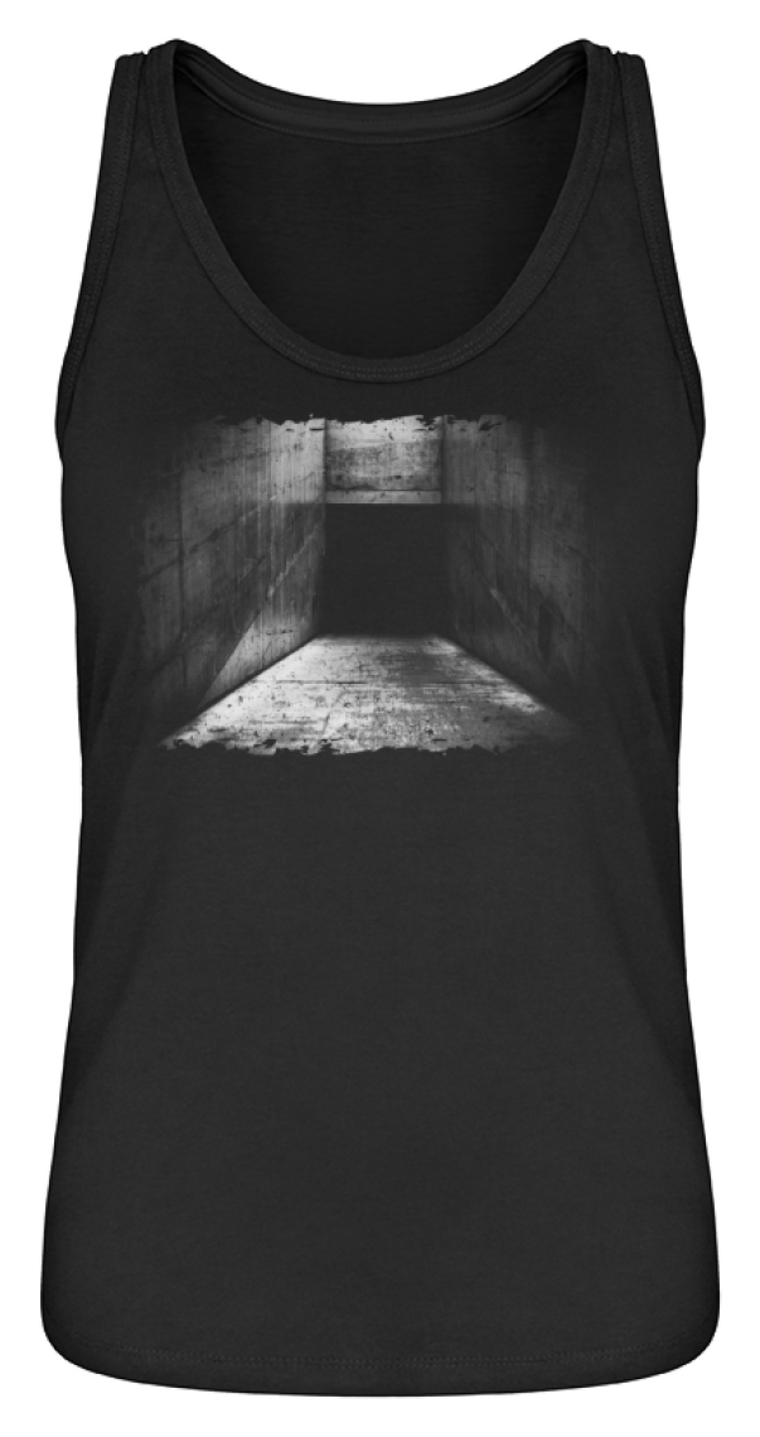 Dead End (Tailliert/Damen Premium Organic Tanktop ST/ST)