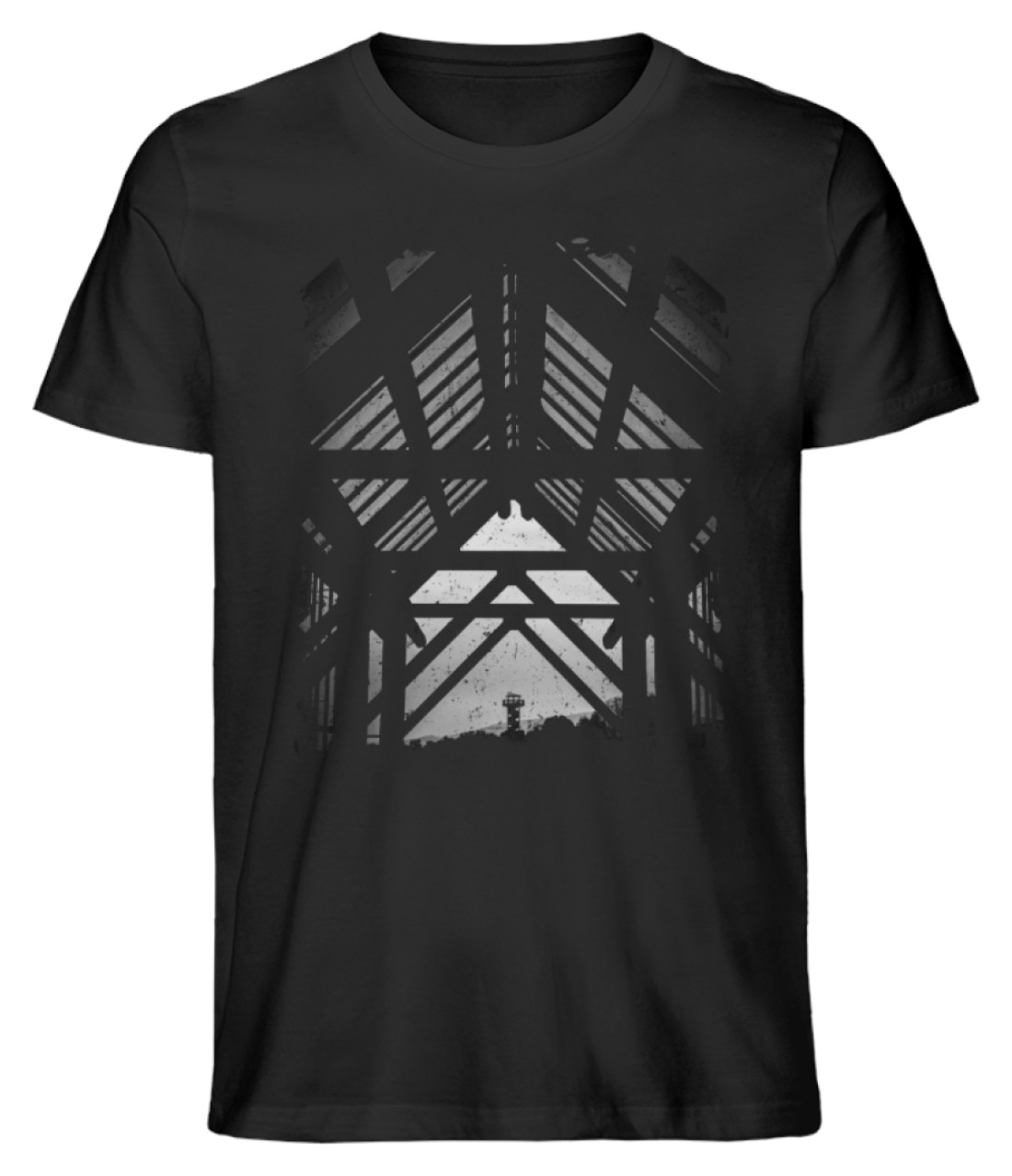 Seepark View (Herren Premium Organic Shirt ST/ST )